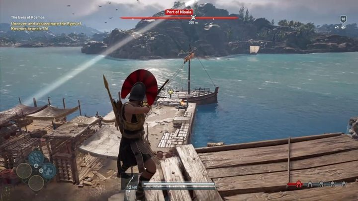 Where to find her: Megaris, near Port of Nisaia - The Eyes of Kosmos - Kosmos Cultists in Assassins Creed Odyssey - Kosmos Cultists - Assassins Creed Odyssey Guide
