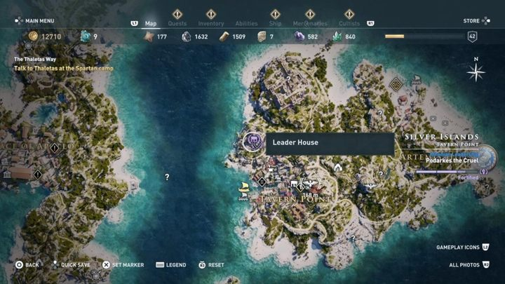 2 - Delian League Cultists - Kosmos Cultists in Assassins Creed Odyssey - Kosmos Cultists - Assassins Creed Odyssey Guide