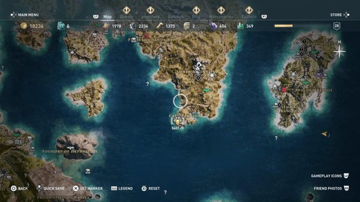 2 - Heroes of the Cult - Kosmos Cultists in Assassins Creed Odyssey - Kosmos Cultists - Assassins Creed Odyssey Guide