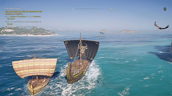 Merchants vessels dont have any colorful markings of flags - How you can recognize other ships on the sea in Assassins Creed Odyssey? - FAQ - Assassins Creed Odyssey Guide