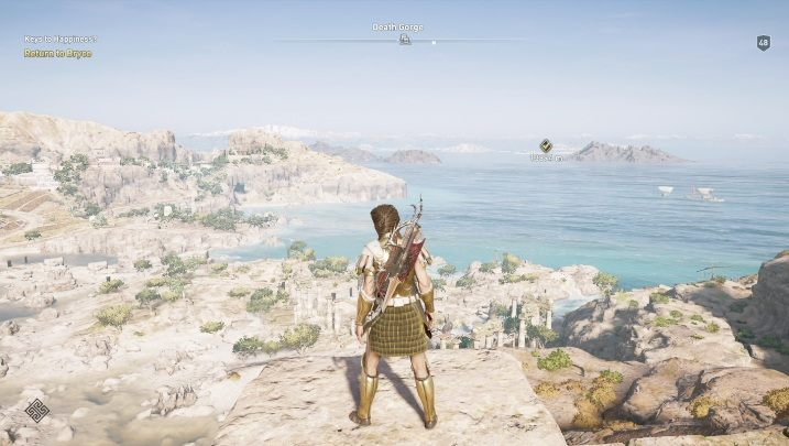 1 - Messara and Pephka Maps - tombs, ostracons, documents, secrets - World Atlas - Assassins Creed Odyssey Guide