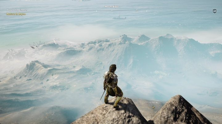 1 - Volcanic Islands Maps - tombs, ostracons, documents, secrets - World Atlas - Assassins Creed Odyssey Guide