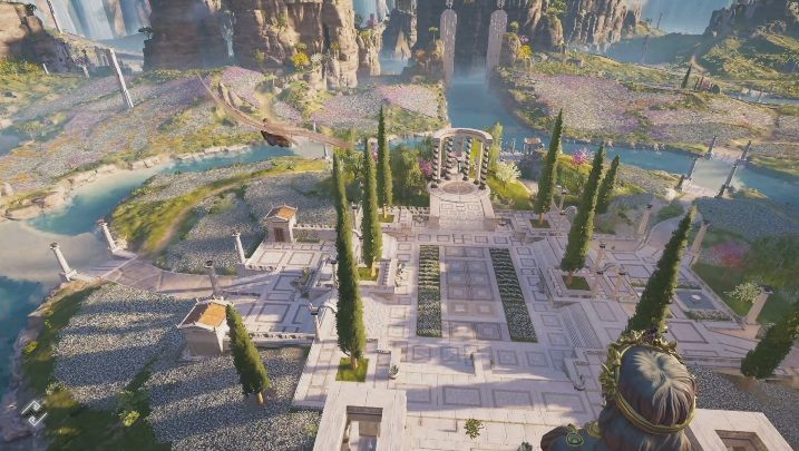 Deukalions Heritage does not contain any tombs - Deukalions Heritage | Fields of Elysium maps and atlas - Episode 1 - Fields of Elysium - Assassins Creed Odyssey Guide