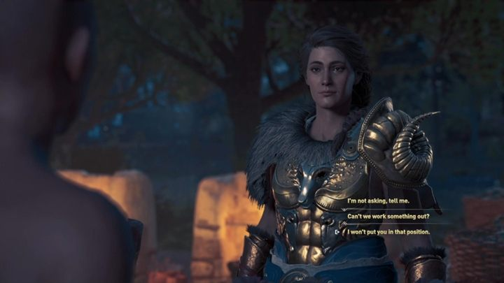 Speak with Dromos - Olympic games - Assassins Creed Odyssey Walkthrough - Main Storyline - Assassins Creed Odyssey Guide