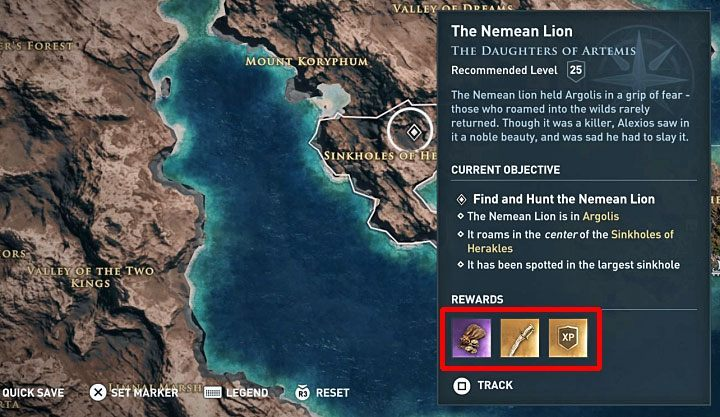 2 - Completing quest guide in Assassins Creed Odyssey - Tips - Assassins Creed Odyssey Guide