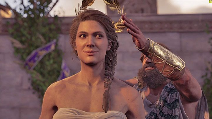 Can I Participate In The Olympic Games Assassin S Creed Odyssey Assassin S Creed Odyssey Guide Gamepressure Com