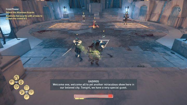 The Dikastes of Atlantis | Fate of Atlantis walkthrough