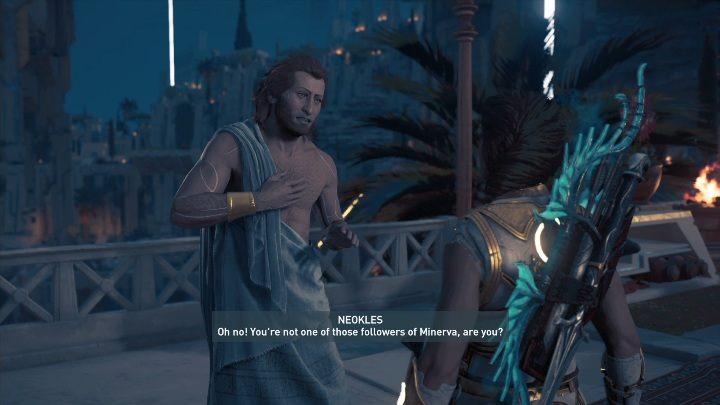 Lighten Up | Fate of Atlantis walkthrough - Assassin's Creed