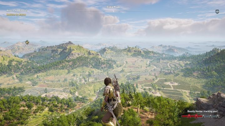 1 - Arcadia Map - tombs, ostracons, documents, secrets - World Atlas - Assassins Creed Odyssey Guide