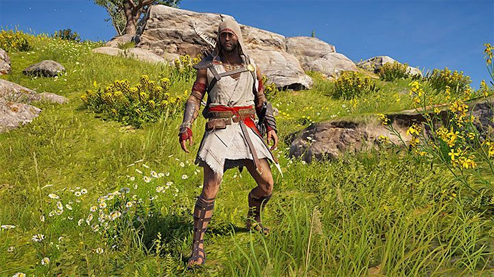 In the case of armor, it is advisable to make sure that all the pieces of armor contribute to the increase of assassin damage - Passive assassin build in Assassins Creed Odyssey - Best builds - Assassins Creed Odyssey Guide