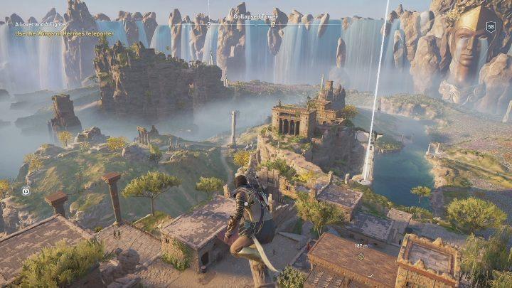 How To Move On The Map In Assassin S Creed Odyssey Fate Of Atlantis Dlc Assassin S Creed Odyssey Guide Gamepressure Com