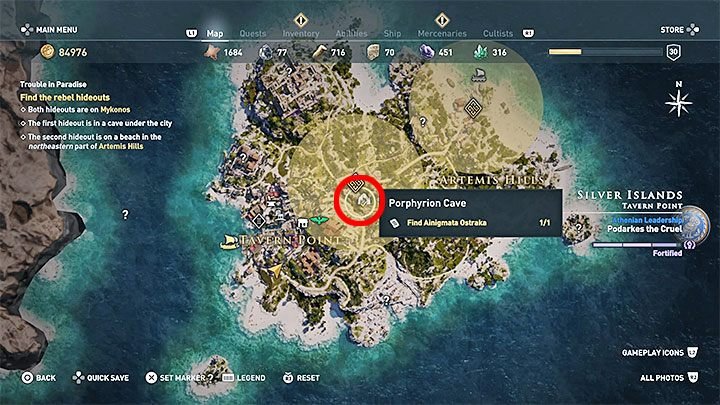 1 - Kyra - Romances in Assassins Creed Odyssey - Romances - Assassins Creed Odyssey Guide