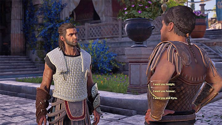 2 - Thaletas - Romances in Assassins Creed Odyssey - Romances - Assassins Creed Odyssey Guide