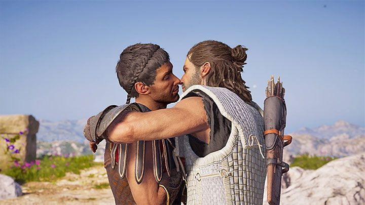 3 - Thaletas - Romances in Assassins Creed Odyssey - Romances - Assassins Creed Odyssey Guide