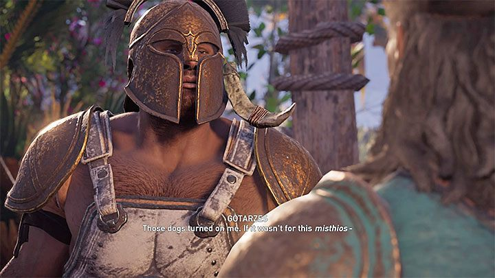 Xenia wont order treasure hunting missions right away - Xenia - Romances in Assassins Creed Odyssey - Romances - Assassins Creed Odyssey Guide