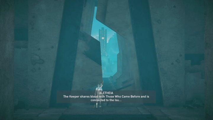 The Heir of Memories | AC Odyssey Fate of Atlantis walkthrough