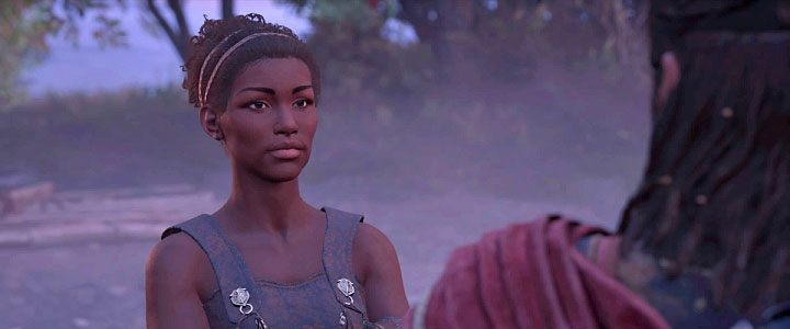 Roxana is one of the available love interests in Assassins Creed: Odyssey - Roxana - Romances in Assassins Creed Odyssey - Romances - Assassins Creed Odyssey Guide