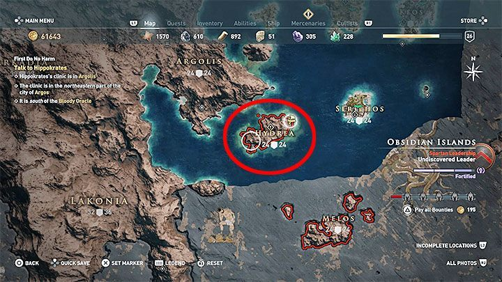 1 - Roxana - Romances in Assassins Creed Odyssey - Romances - Assassins Creed Odyssey Guide