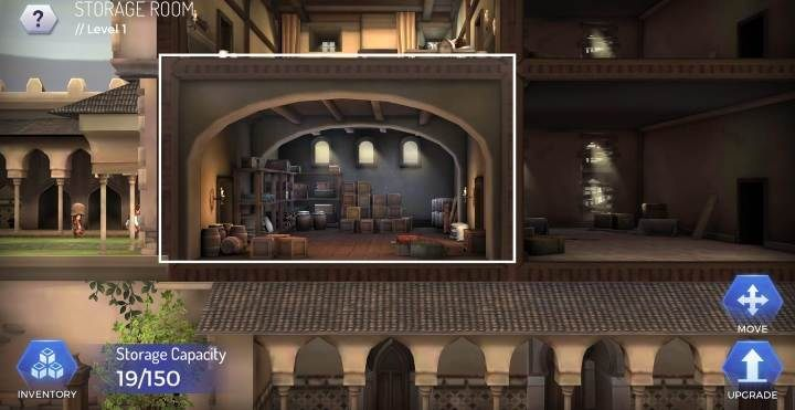 Level: 8 - Types of headquarters rooms in Assassins Creed Rebellion - Headquarters - Assassins Creed Rebellion Guide