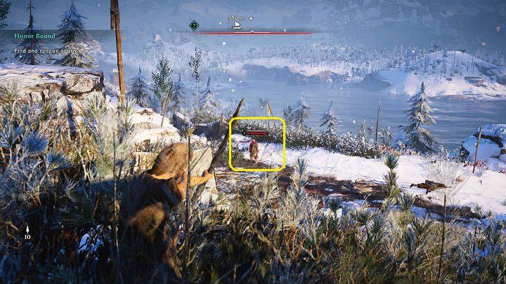 В небольшом лагере на правой стороне острова вы встретите еще двух воинов - Assassins Creed Valhalla: прохождение Honor Bound - Rygjafylke - Assassins Creed Valhalla Guide