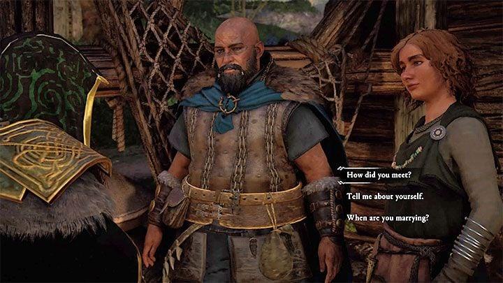 К счастью, вам не нужно бояться плохих новостей - Гуннар не умер и не покинул клан Ворона навсегда - Assassins Creed Valhalla: Settlement - функции и улучшения - Основы - Руководство по Assassins Creed Valhalla