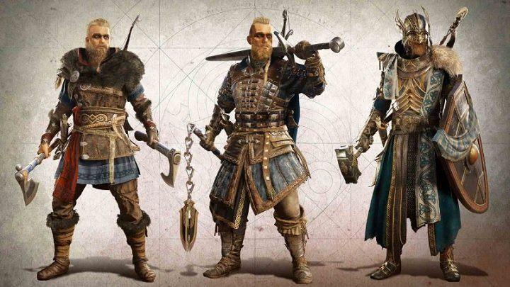 Assassin S Creed Valhalla Eivor Gender Assassin