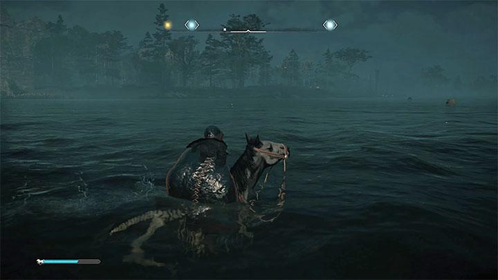 Корабль Драккар - не единственный способ добраться до локаций, разделенных водой - Assassins Creed Valhalla: Drakkar - корабль, команда, модификация - Основы - Руководство Assassins Creed Valhalla