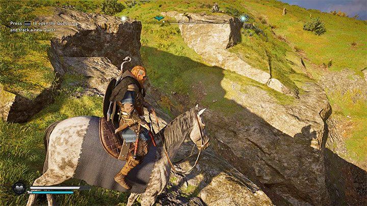 Вы можете перемещаться по миру намного быстрее, верхом на лошади - Assassins Creed Valhalla: Исследование - большие города, миссии, парусный спорт - Основы - Assassins Creed Valhalla Guide