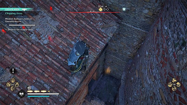 В AC Valhalla есть две механики, которые помогут вам находить объекты в окрестностях - Assassins Creed Valhalla: Исследование - большие города, миссии, парусный спорт - Основы - Assassins Creed Valhalla Guide