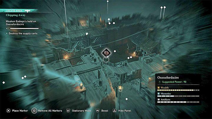 Отправка ворона на разведку немного менее полезна, но все же стоит использовать - Assassins Creed Valhalla: Исследование - большие города, миссии, парусный спорт - Основы - Assassins Creed Valhalla Guide