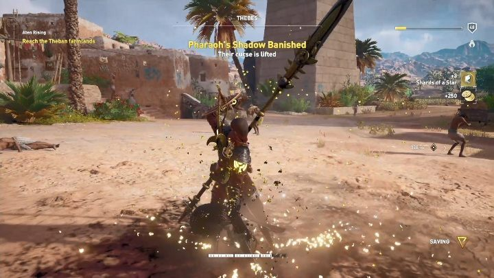 How To Get Shards Of The Stars In Ac Origins The Curse Of The