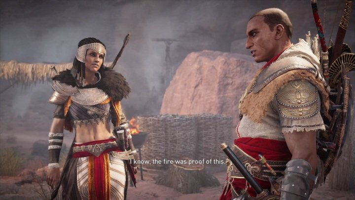 Will Amunet Appear In The Hidden Ones Assassin S Creed Origins
