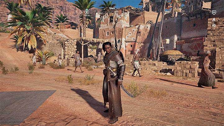 Bayek con cabello - ¿Cómo hacer crecer el cabello de Bayeks?  - Preguntas frecuentes - Guía del juego Assassins Creed Origins