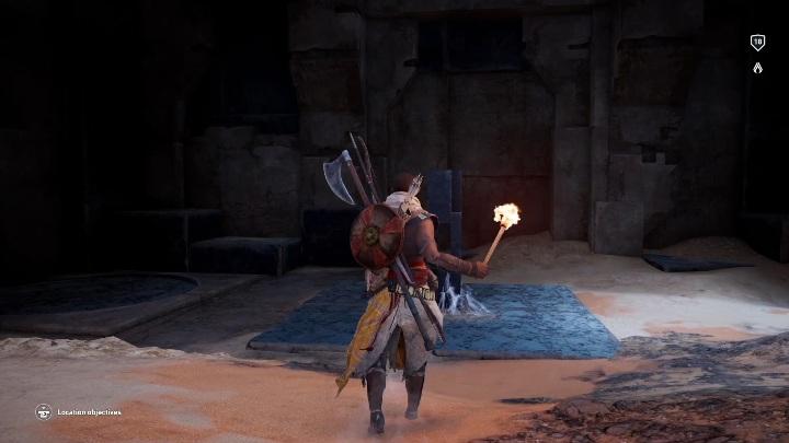 assassins creed origins activate the ancient mechanism