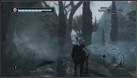 Kill three archers on your way. - Arsuf - Memory Block 06 - Assassins Creed (XBOX360) - Game Guide and Walkthrough