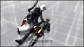 4 - Templars Agents | Side Quests - Side Quests - Assassins Creed: Brotherhood Game Guide & Walkthrough