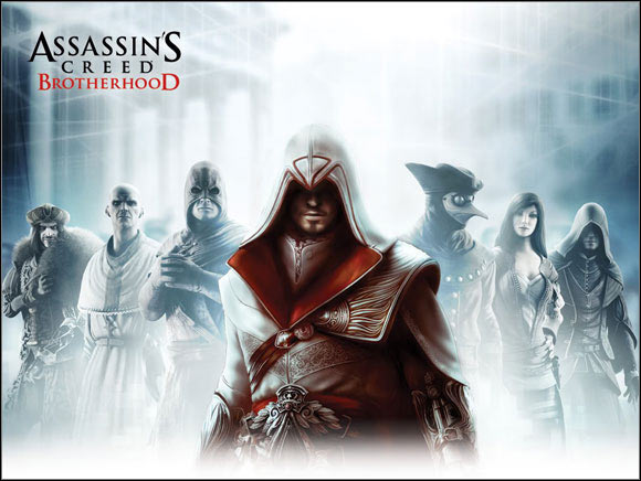 This is the guide for the Assassin's Creed: Brotherhood game - Assassins Creed: Brotherhood - Game Guide and Walkthrough