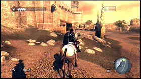 Animal is marked on the map - Sequence 1 - Peace at Last - p. 2 - Walkthrough - Assassins Creed: Brotherhood - Game Guide and Walkthrough