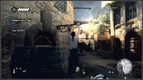 7 - Sequence 1 - Peace at Last - p. 2 - Walkthrough - Assassins Creed: Brotherhood - Game Guide and Walkthrough