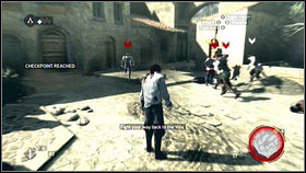 14 - Sequence 1 - Peace at Last - p. 2 - Walkthrough - Assassins Creed: Brotherhood - Game Guide and Walkthrough