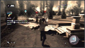 17 - Sequence 1 - Peace at Last - p. 2 - Walkthrough - Assassins Creed: Brotherhood - Game Guide and Walkthrough