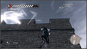 Kill the next patrol and climb on the tower (you will find some guards on the top) - Main Plot - Sequence 14 - Main Plot - Assassins Creed II - Game Guide and Walkthrough