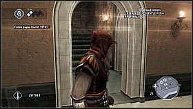 2 - Treasure - Monteriggioni / Villa - Treasures - Assassins Creed II - Game Guide and Walkthrough