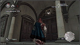 Feather #24 - Feathers - Florence - San Marco - Feathers - Assassins Creed II - Game Guide and Walkthrough