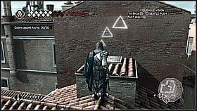 4 - Glyphs - Venice - Glyphs - Assassins Creed II - Game Guide and Walkthrough