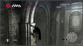 Get to the beam - Forli - Ravaldinos Secret - Dungeons - Assassins Creed II - Game Guide and Walkthrough
