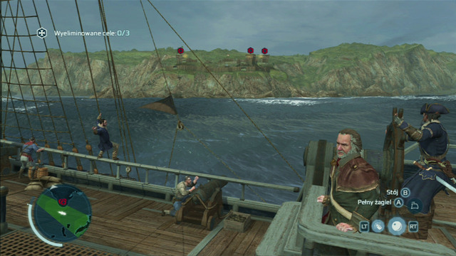 Things are a bit different with attacking forts - Naval battles - Ships - Assassins Creed III - Game Guide and Walkthrough