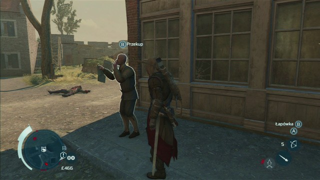 Bribe town criers (-2 levels) - How to lower notoriety? - Notoriety - Assassins Creed III - Game Guide and Walkthrough