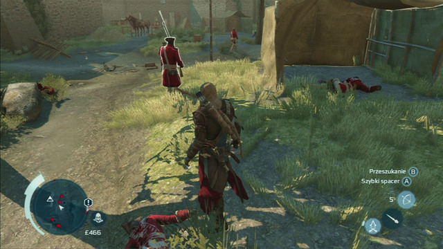 Incognito - Notoriety levels - Notoriety - Assassins Creed III - Game Guide and Walkthrough