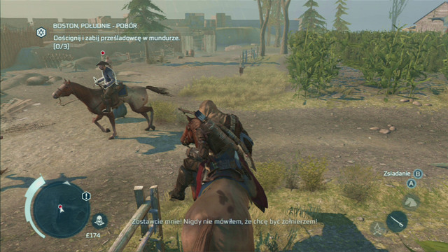 Riding Horses In Assassin S Creed Iii Remastered Assassin S Creed Iii Game Guide Walkthrough Gamepressure Com
